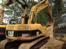 2003 CATERPILLAR 320C U Excavat