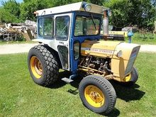 1971 FORD 2000 Tractors