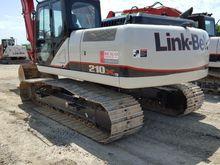 2014 LINK-BELT 210 X3 Excavator