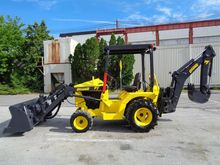2006 TERRAMITE T7 Backhoe loade