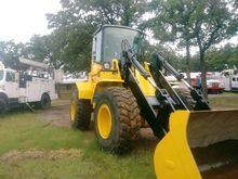 2003 NEW HOLLAND LW130TC Loader