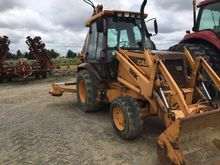 1986 Case 580K Backhoes
