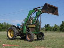 1966 John Deere 1020 Tractors