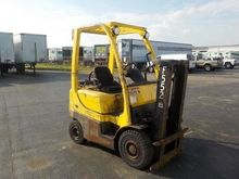 2008 HYSTER H30FT Forklifts