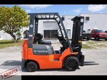 TOYOTA 7FGCU20 Forklifts