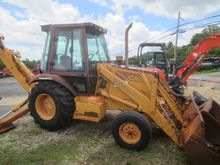 1993 CASE 580 Super K Backhoe l