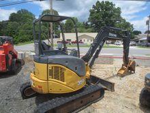 2008 JOHN DEERE 35D Excavators