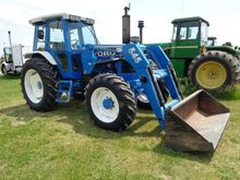 1986 FORD 8210 Tractors