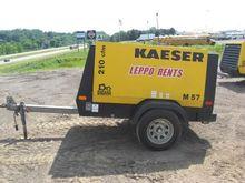 2012 KAESER M57 Air compressors