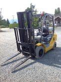 2008 Komatsu FG25T-16 Forklifts