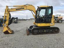 2015 KOMATSU PC78US-10 Excavato