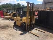1986 HYSTER H50XL Forklifts