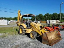 2005 New Holland 555E Backhoes