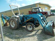 FORD 1910 4x4 Backhoe loader