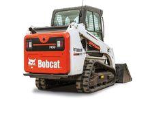 2017 Bobcat T450 Compact track