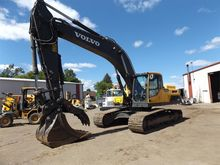 2012 VOLVO EC300DL Excavators