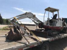 TAKEUCHI TB135 Excavators