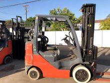 2011 TOYOTA 8FGCU25 Forklifts
