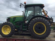 2014 John Deere 5100M Tractors
