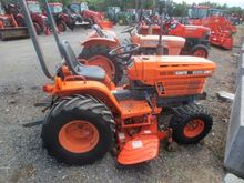 1991 KUBOTA B5200DT Tractors