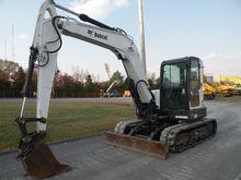 2011 BOBCAT E80 Excavators