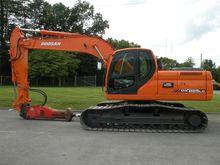 2009 DOOSAN DX225 LC Excavators