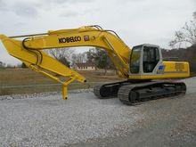 2005 KOBELCO SK330 LC Excavator