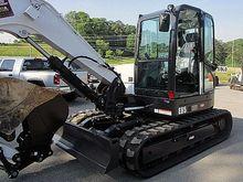 2015 BOBCAT E85 Excavators