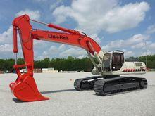 2006 LINK-BELT 460 LX Excavator