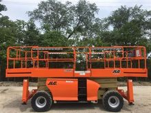 2007 JLG 3394RT Scissor lifts