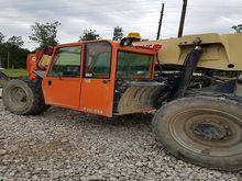 2012 JLG G10-55A Forklifts