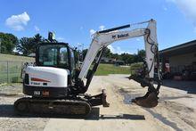 2014 BOBCAT E63 Excavators