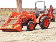 2016 KUBOTA L2501 Tractors