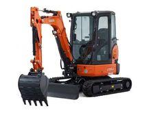 2017 Kubota U35-4 Excavators
