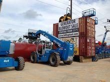 2013 GENIE GTH1544 Forklifts