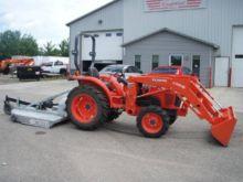 2016 KUBOTA L2501DT Tractors