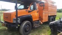 2006 GMC C7500 Booms