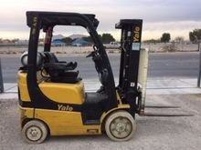 2013 YALE GLC040VX Forklifts