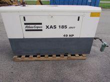 2013 ATLAS COPCO XAS185 DIESEL