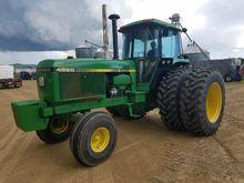 1986 JOHN DEERE 4650 Tractors