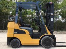 2007 CATERPILLAR C5000 Forklift