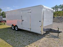 2017 Car Mate Trailers CM820C-C