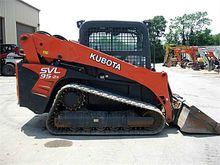 2016 Kubota SVL95-2 Compact tra