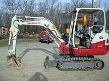 2014 Takeuchi TB230 Excavators