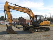 2015 Sany SY215C Excavators