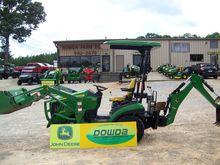 2012 JOHN DEERE 1026r Tractors