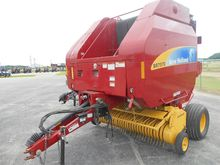 2009 NEW HOLLAND BR7070 Balers
