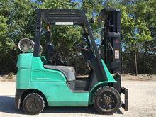 2006 MITSUBISHI FGC25N Forklift