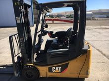 2014 CAT 2ET4000-48V Electric r