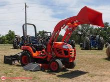 2007 Kubota BX2350 Tractors